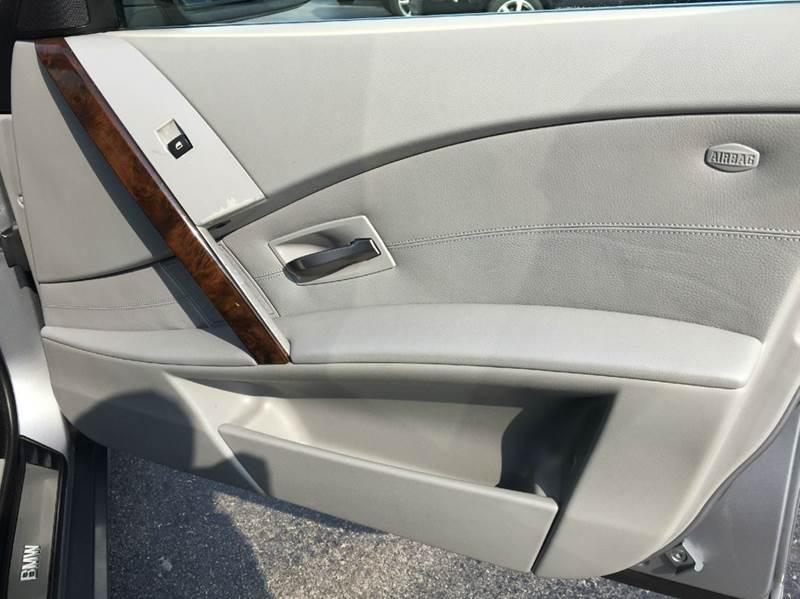 2006 BMW 5 Series 525i 4dr Sedan - Arlington TX