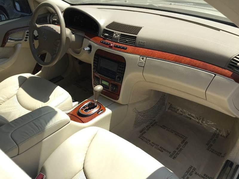 2003 Mercedes-Benz S-Class S 430 4dr Sedan - Arlington TX