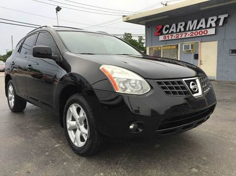 2009 Nissan Rogue for sale in Arlington, TX