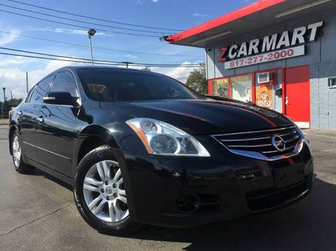 2012 Nissan Altima for sale in Arlington, TX