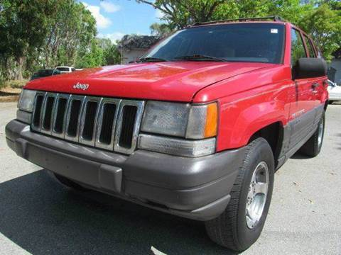 1996 Jeep Grand Cherokee For Sale Denver Co