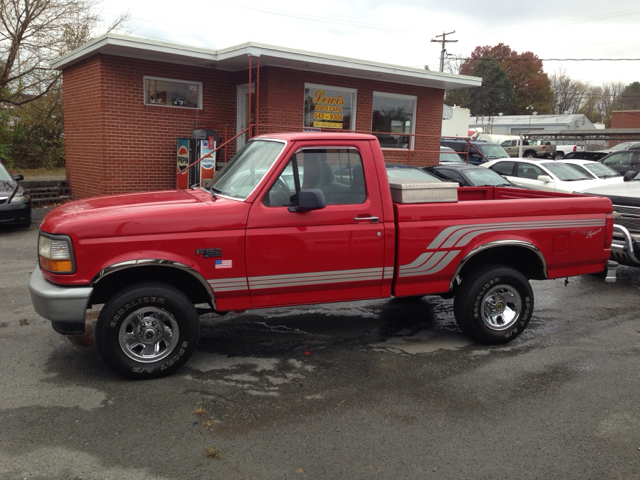 1996 Ford F-150