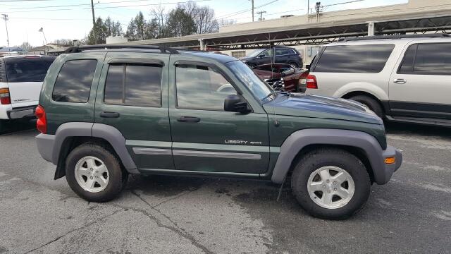 2003 Jeep Liberty 4dr Sport 4WD SUV - Elizabethton TN