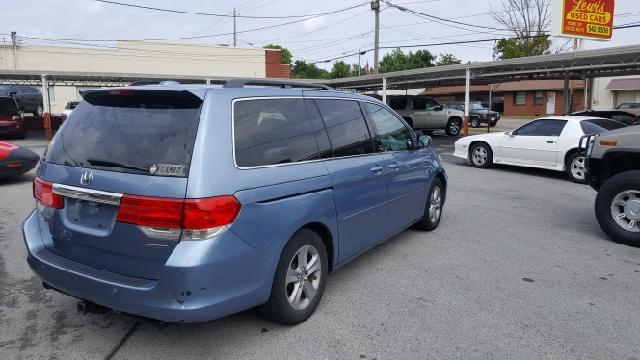 2010 Honda Odyssey Touring 4dr MiniVan In Elizabethton TN  Lewis