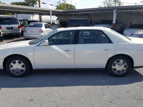 2004 Cadillac DeVille for sale in Elizabethton, TN