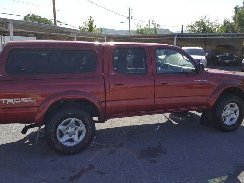 2002 Toyota Tacoma for sale in Elizabethton, TN