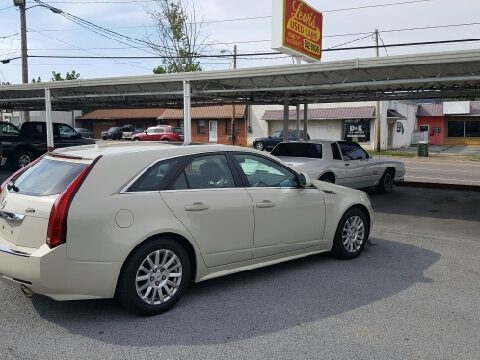 2010 Cadillac CTS for sale in Elizabethton, TN