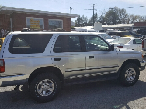 2000 Toyota 4Runner for sale in Elizabethton, TN