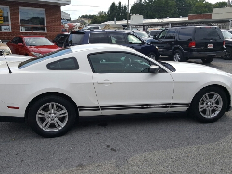 2012 Ford Mustang for sale in Elizabethton, TN