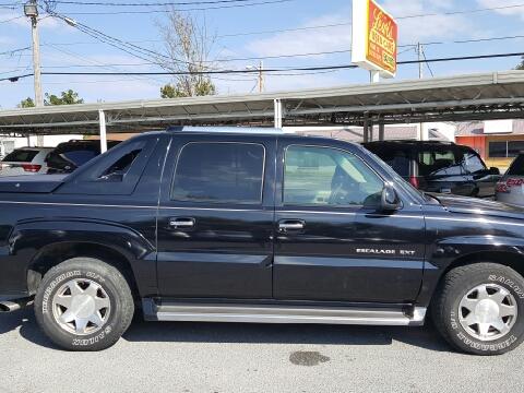 2002 Cadillac Escalade EXT for sale in Elizabethton, TN