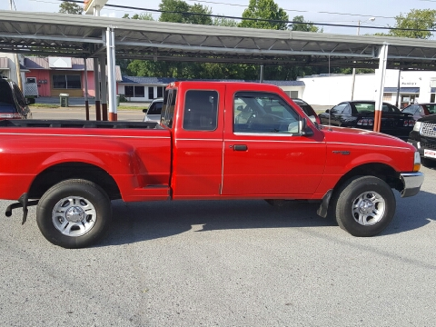 2000 Ford Ranger for sale in Elizabethton, TN