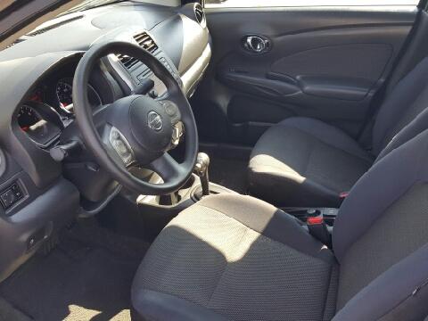 2012 Nissan Versa for sale in Elizabethton, TN