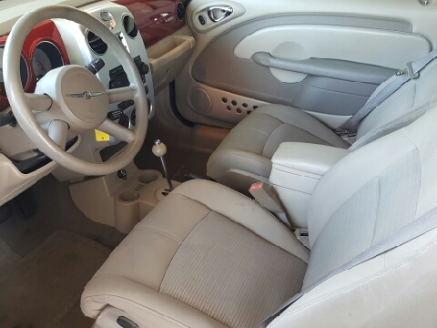 2008 Chrysler PT Cruiser for sale in Elizabethton, TN