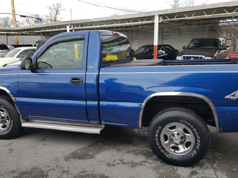 2004 Chevrolet Silverado 1500 for sale in Elizabethton, TN
