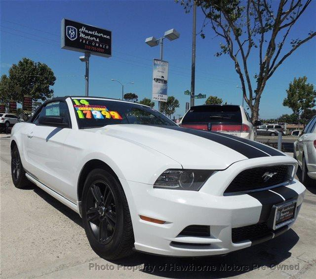 Ford Mustang For Sale In Lawndale Ca