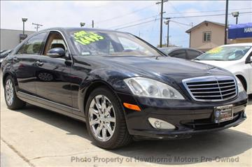 2007 Mercedes-Benz S-Class for sale in Lawndale, CA