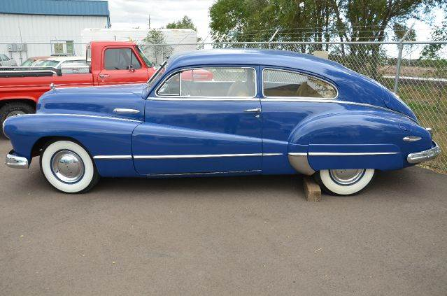 Used 1948 Buick Roadmaster For Sale Carsforsale Com