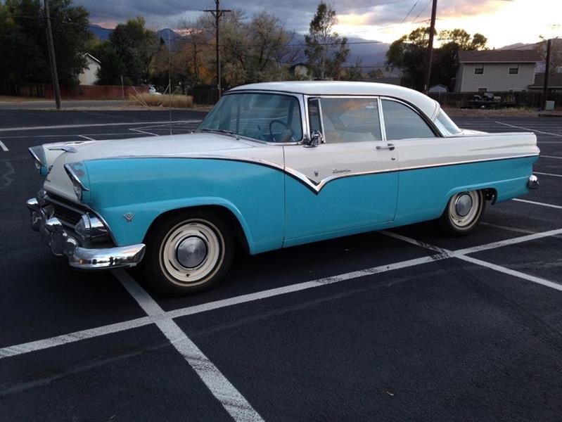 1955 Ford Fairlane In Colorado Springs CO - Clic Auto Sales LTD.
