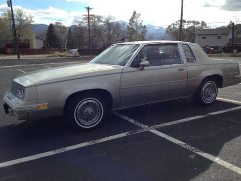 1981 Oldsmobile Cutlass Supreme for sale in Colorado Springs, CO