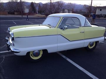 1957 Nash Metropolitan for sale in Colorado Springs, CO