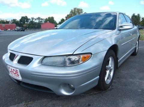 2003 Pontiac Grand Prix for sale in Trenton, NJ