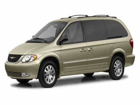 2002 Chrysler Town and Country for sale in Trenton, NJ