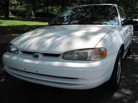 2000 Chevrolet Prizm for sale in Trenton, NJ