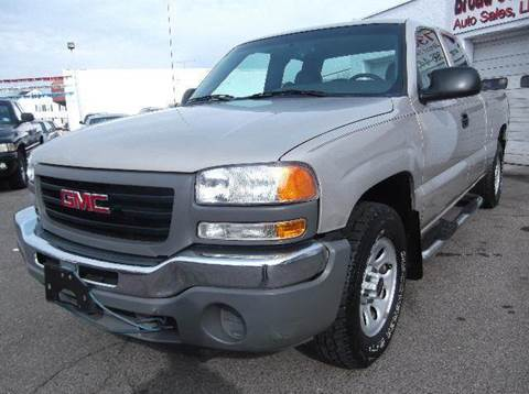 2006 GMC Sierra 1500 for sale in Trenton, NJ