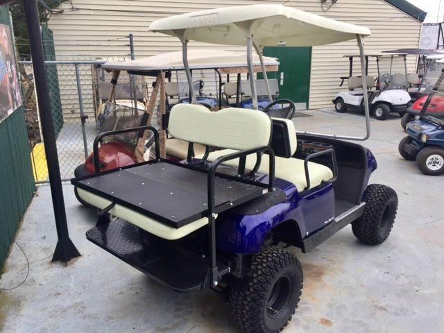 How Is A  G Yamaha Golf Cart Worth