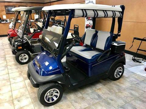 2016 Club Car Precendent Electric