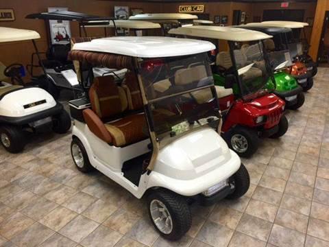 2016 Club Car Precedent Golf Car
