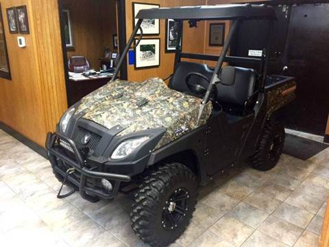 2017 HuntVe Game Changer Electric 4x4