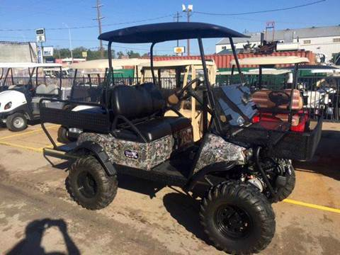 2016 HuntVe 4x4 Electric Game Changer