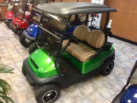 2016 Club Car Precedent Electric Precedent
