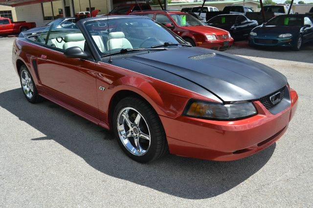 2000 ford mustang for sale in wilmington nc. Black Bedroom Furniture Sets. Home Design Ideas