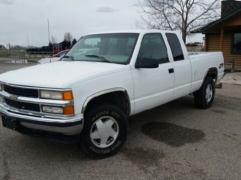 1998 Chevrolet C/K 1500 Series for sale in Idaho Falls, ID