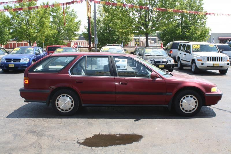1992 honda accord ex 4dr wagon in cuba mo quality pre owned 1450 sciox Image collections