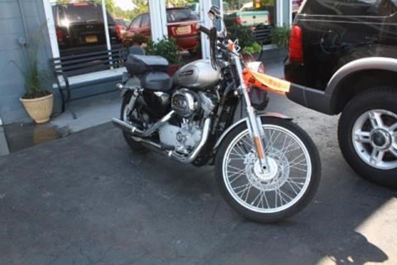 2008 Harley-Davidson XL883C
