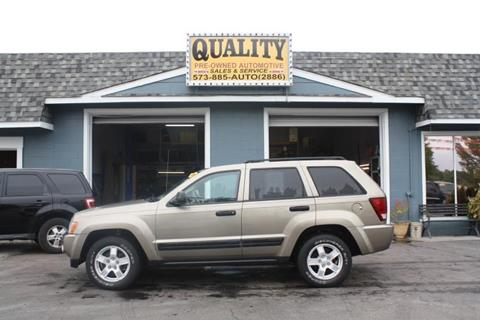 2006 Jeep Grand Cherokee for sale in Cuba, MO