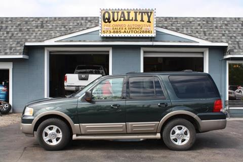 2004 Ford Expedition for sale in Cuba, MO