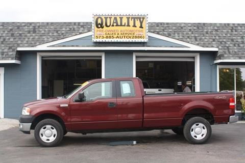 2005 Ford F-150 for sale in Cuba, MO