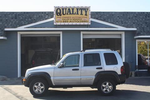 2006 Jeep Liberty for sale in Cuba, MO