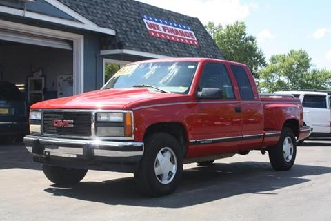 1998 GMC Sierra 1500 for sale in Cuba, MO