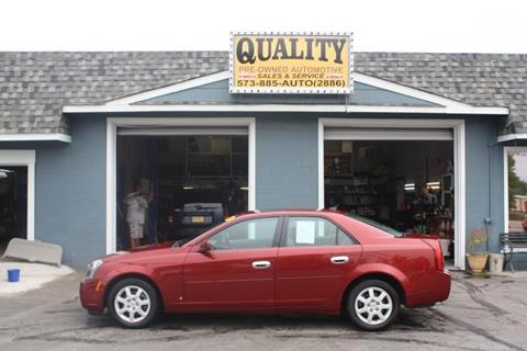 2007 Cadillac CTS for sale in Cuba, MO