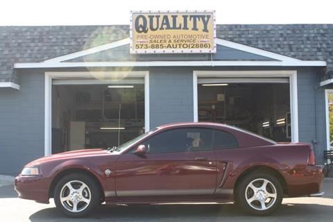 2004 Ford Mustang for sale in Cuba, MO