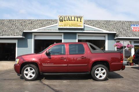 2008 Chevrolet Avalanche for sale in Cuba, MO