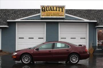 2002 Chrysler 300M for sale in Cuba, MO