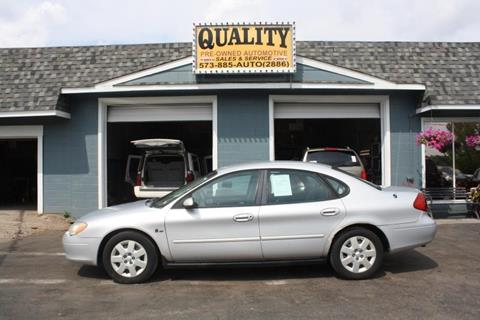 2000 Ford Taurus for sale in Cuba, MO