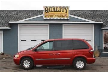 2001 Chrysler Voyager for sale in Cuba, MO