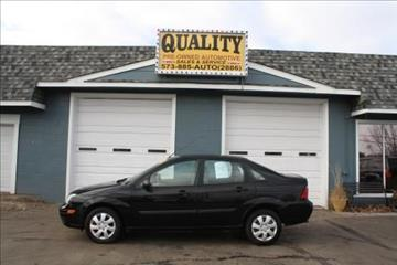 2005 Ford Focus for sale in Cuba, MO